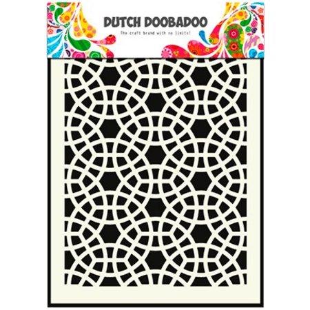 Schablonen und Zubehör für verschiedene Techniken / Templates Pronty, Dutch Mask Art,A5, Mosaic