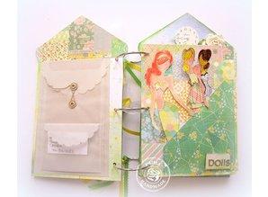 Scrapbooking ... Album, album Dollhous