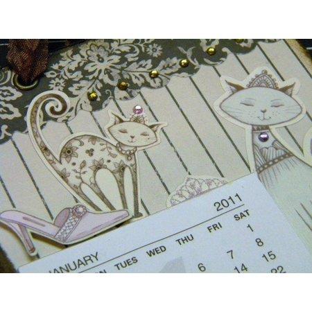 "DESIGNER BLÖCKE  / DESIGNER PAPER Bloques de papel ""Animales mimados"""