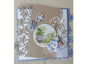 Marianne Design Marianne Design, cutting and embossing stencil