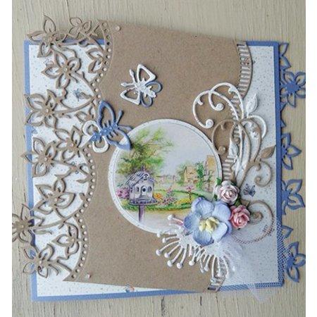 Marianne Design Marianne Design, Schneide- und Prägeschablone