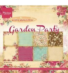 DESIGNER BLÖCKE  / DESIGNER PAPER Smukke Papers, designer papir pad