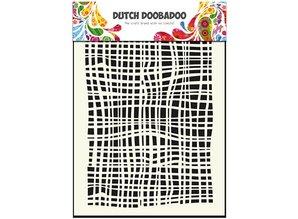 Pronty Pronty, Dutch Mask type, A5, Fabric