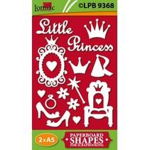 Spånplader, Litle prinsesse