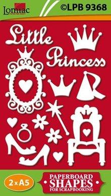 Embellishments / Verzierungen Truciolato, Litle Principessa
