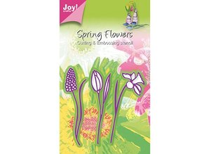 Joy!Crafts und JM Creation Joy Crafts, Blomster