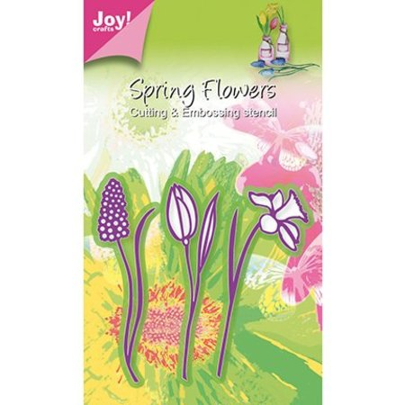 Joy!Crafts und JM Creation Joy Crafts, Blomster