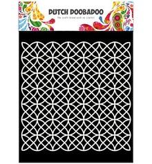 Pronty Pronty, Dutch Mask Art,A5, Geometric