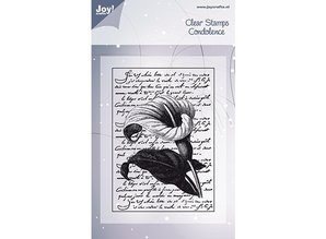 Joy!Crafts und JM Creation Clear stamps, Joy Crafts