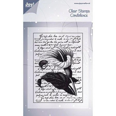 Joy!Crafts und JM Creation Klare frimærker, Joy Crafts