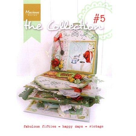 Marianne Design La colección de 5