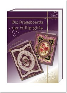 "Bücher und CD / Magazines Workbook ""Le schede di goffratura di Glitter Girls"""