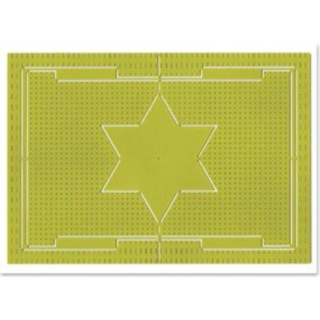 REDDY Para diseñar la plantilla para deslizar la tarjeta