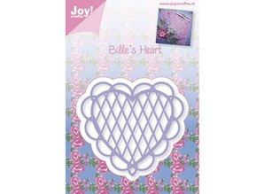 Joy!Crafts und JM Creation Template Heart