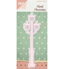 Joy!Crafts und JM Creation Embossing and cutting template, Lantern