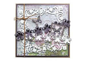 Joy!Crafts und JM Creation Embossing and cutting template