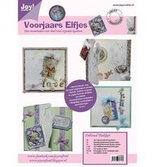 Joy!Crafts und JM Creation Bastelpackung para diferentes tarjetas