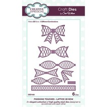 Stamping and Embossing Stencil 3D loop