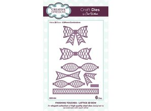 Creative Expressions Stamping and Embossing Stencil 3D loop