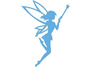 Marianne Design Embossing and cutting template, angel, fairy