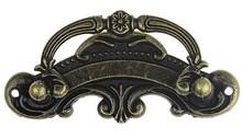 Embellishments / Verzierungen grande nostalgico gestisce 9,5 x 5,5 cm, 1 pezzo