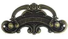Embellishments / Verzierungen great nostalgic handles 9.5 x 5.5 cm, 1 piece