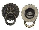 Embellishments / Verzierungen nostalgico due centimetri grip, 2 pezzi
