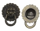 Embellishments / Verzierungen nostalgische Griffe 2cm, 2 Stück