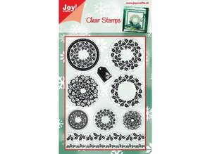 Joy!Crafts und JM Creation Clear stamps - Copy