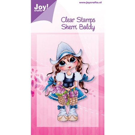 Joy!Crafts und JM Creation Clear stamps