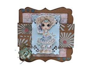 Joy!Crafts und JM Creation sellos transparentes