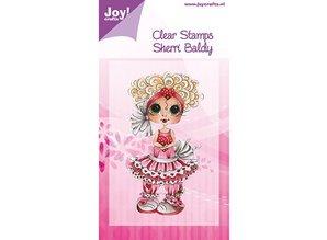 Joy!Crafts und JM Creation Transparent stamps