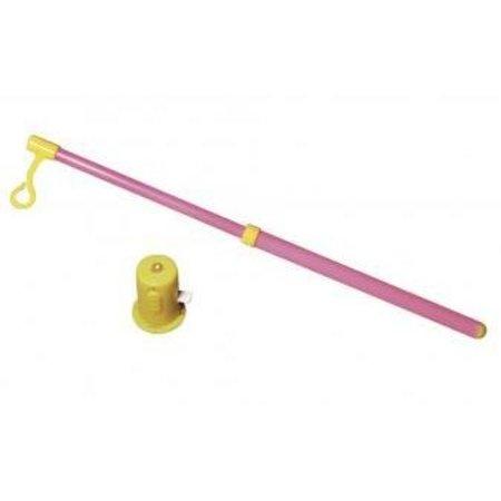 Kinder Bastelsets / Kids Craft Kits Laternen-Set Prinzessin, 20cm ø, 37,5cm inkl. Stab + LED-Lämpchen