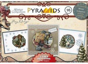 Bücher und CD / Magazines Craft Book, make pyramid card, No.16