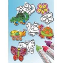 Acrylic Pendants, different designs
