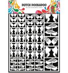 Dutch DooBaDoo Hollandsk DooBaDoo, forår