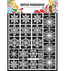 Dutch DooBaDoo Dutch DooBaDoo, snow stars