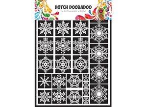 Dutch DooBaDoo Hollandsk DooBaDoo, sne stjerner