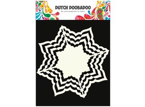 Dutch DooBaDoo DooBaDoo olandese, stelle di neve - Copia