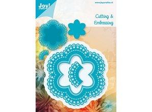 Joy!Crafts und JM Creation Joy Crafts, skabelon 94 x 100cm