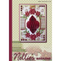 Nellie Snellen magazine with many examples
