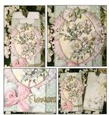 Joy!Crafts und JM Creation Stanz- und Prägeschablone und Schablonen zum borduren