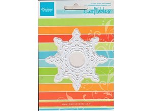 Marianne Design Stamping and embossing stencil, star