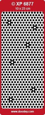Sticker Doodey polka dots