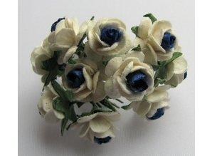 Embellishments / Verzierungen Mulberry buketter, 10 Blossom