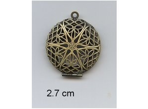 Embellishments / Verzierungen 1 photo pendant