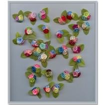 10 floretes Mini Trio