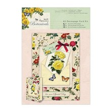 BASTELSETS / CRAFT KITS: romantisk håndværk kit til kort design