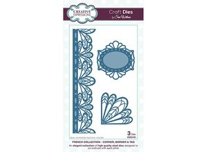 Creative Expressions Cutting and embossing stencils, multi templates