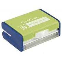 Bindemaschine für DIN A 4, geeignet für Scrapbooking Papiere